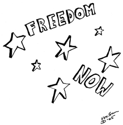 Freedom Now - Andrew Von Sonn